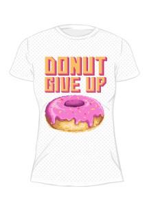 Donut32 worry koszulka 30441