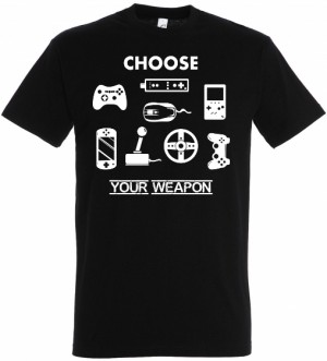Chose Your Weapon 33563