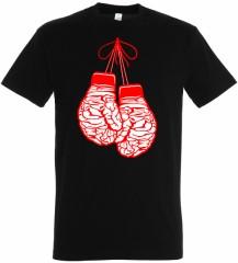 Brain Gloves Rękawice Bokserskie mózg 36298