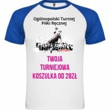 Koszulka Turniejowa Piłka Ręczna 45880