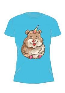 Hamster Unicorn 50242