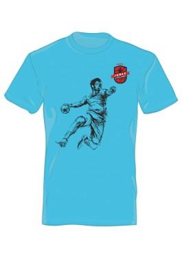 Koszulka męska nadruk PRZÓD 7335