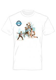 Koszulka dziecięca nadruk PRZÓD 7356