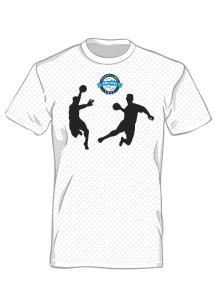 Koszulka sportowa męska nadruk PRZÓD 7361