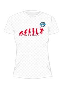 Koszulka damska nadruk PRZÓD 7390