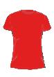 Koszulka damska STANDARD kolor