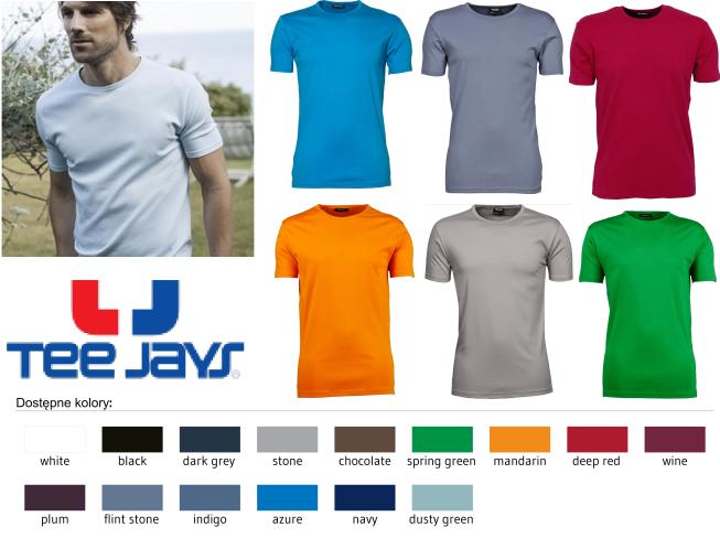 f006bc630 Koszulka T-shirt męska EXCLUSIVE kolor